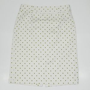 J Crew - Cotton Pencil Skirt